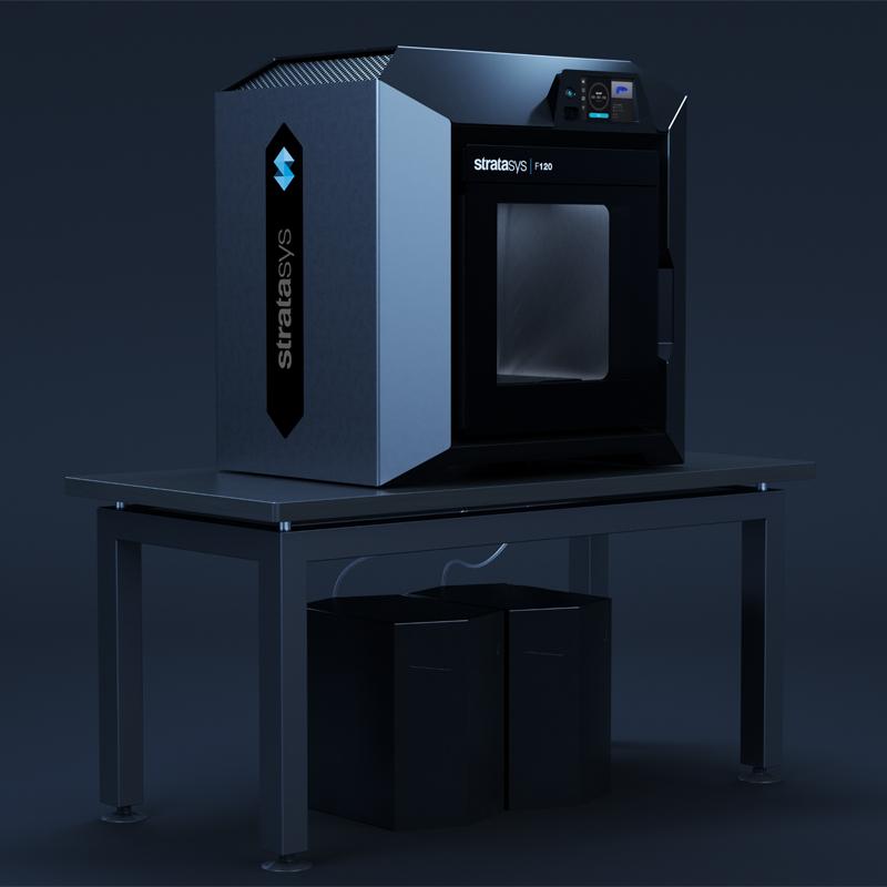 娱乐天地联手SSYS推出3D打印机F120,引领工业级3D打印效率革新