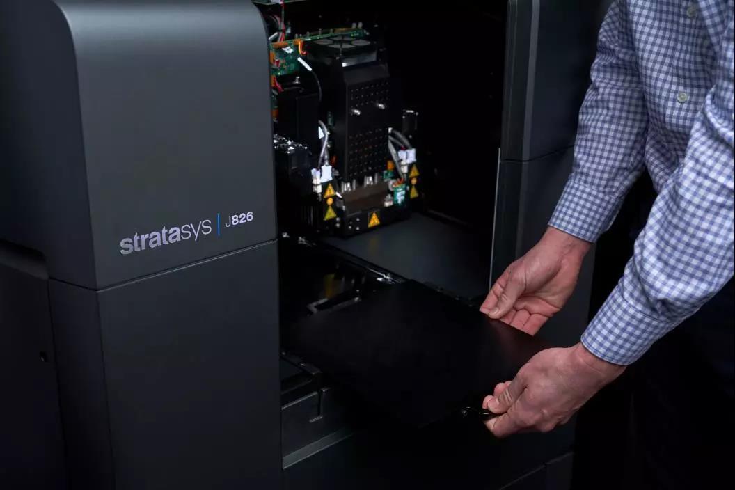 专为设计师而生,3D打印机Stratasys J826™全新面世!